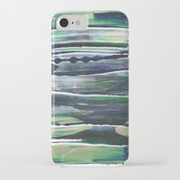 moss iPhone & iPod Cases featuring moss by Artwork by Brie