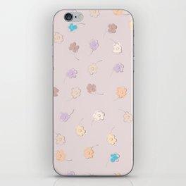Cute small flowers pattern iPhone Skin