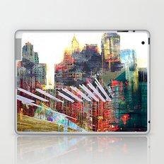 City landscape Laptop & iPad Skin