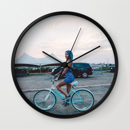 Halsey 35 Wall Clock