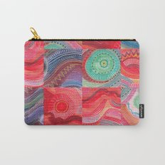 repetitive moments in air Carry-All Pouch