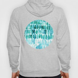 Abstract Ocean Dreams Hoody