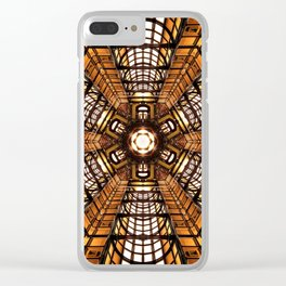 Chamber of Gold Clear iPhone Case