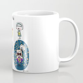#Makeitrain Coffee Mug