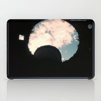 castle in the sky iPad Cases featuring Sky Castle  by Ambers Vintage Find