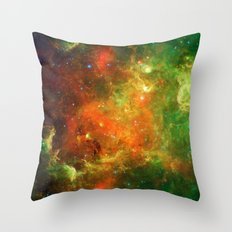 An Extended Stellar Family - North American Nebula Throw Pillow