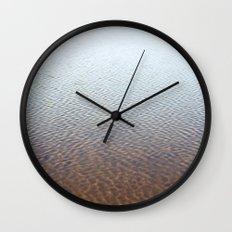 Silent water Wall Clock