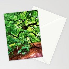 Century Oak Tree Stationery Cards