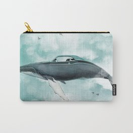 Humpback Camaro Carry-All Pouch