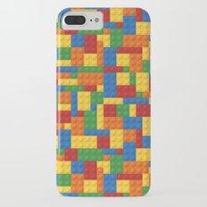 Lego bricks Slim Case iPhone 7 Plus