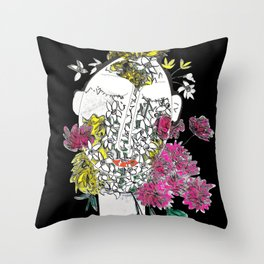Where all the years have gone by Throw Pillow