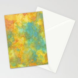 Ink Play - Abstract 01 Stationery Cards