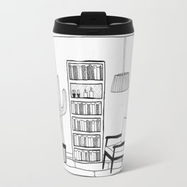 Living Room 2 Travel Mug