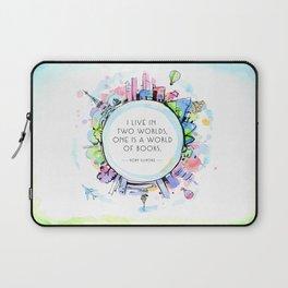 Rory Gilmore Bookish World Laptop Sleeve