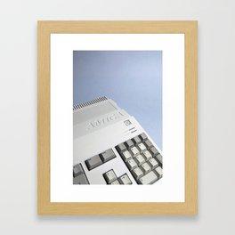 Commodore Amiga A500 Framed Art Print