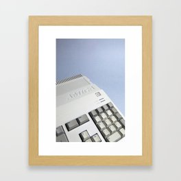 Commodore Amiga A500 Framed Art Print