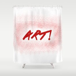 Art! Shower Curtain