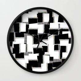 Helter Skelter Wall Clock