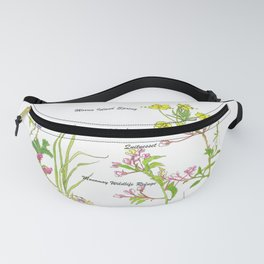 Chatham Spring Morris Island Fanny Pack