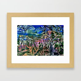 Cali, Colombia Framed Art Print