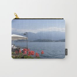 Panoramic view of Lake Como, Italy. Carry-All Pouch
