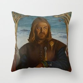 Ned Throw Pillow