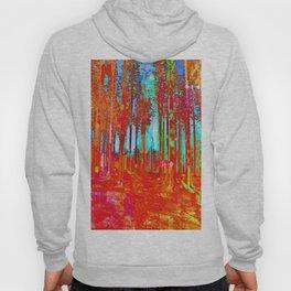 Trippy Forest Hoody