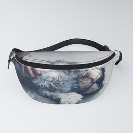 The Belly Rub Fanny Pack
