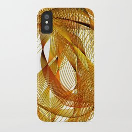 Autumn Indecision iPhone Case
