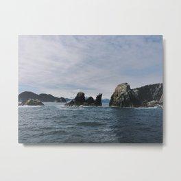 Deep ocean Metal Print