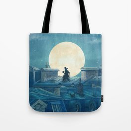 Rooftoppers Tote Bag