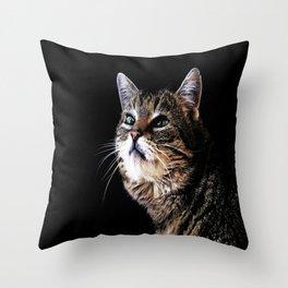 Lieschen Müller, Lilly the sweet tiger cat Throw Pillow