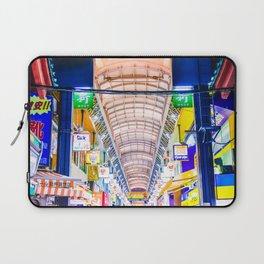 Neon Nakamise Laptop Sleeve