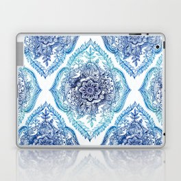 Indian Ink - in Blues Laptop & iPad Skin