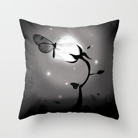 Recharging Throw Pillow