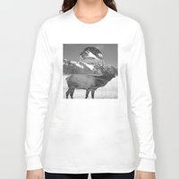 into the wild Long Sleeve T-shirts featuring Wild by ztwede