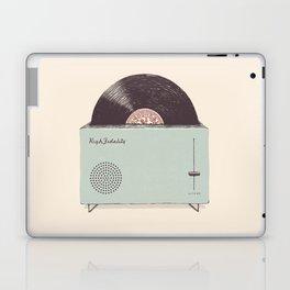 High Fidelity Toaster Laptop & iPad Skin