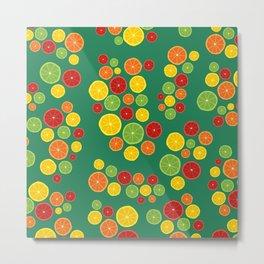 BP 21 Fruit Metal Print