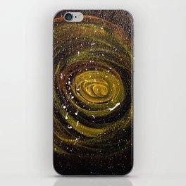 My Galaxy (Mural, No. 10) iPhone Skin