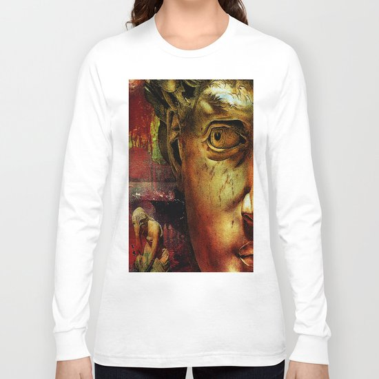The last minutes Pompeii time ( Part 2  ) Long Sleeve T-shirt