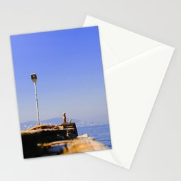 Street Lamp Stationery Cards