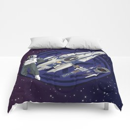 V-wing dissect #2 Comforters