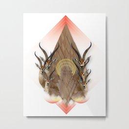 Our Body Metal Print