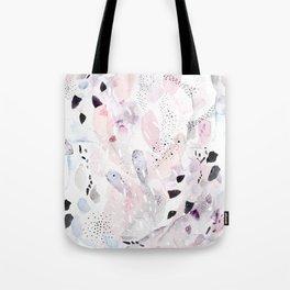 palindrome: abstract painting Tote Bag