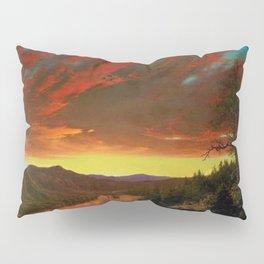 Twilight in the Wilderness by Frederic Edwin Church Pillow Sham