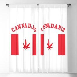 Cannada Cannabis Blackout Curtain