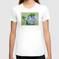 virginia T-shirts featuring Virginia Bluebells by JoLynne