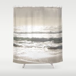 Sushine Camps Bay Beach Shower Curtain