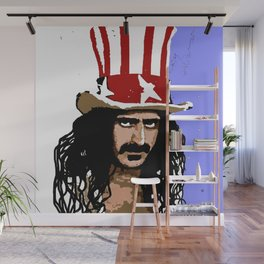 Zappa Wall Mural