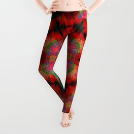 Through The Looking Glass 7 Leggings